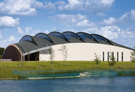 University of Cambridge Sports Centre